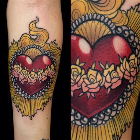 heart love tattoo designs 95 best designs meanings true 2018