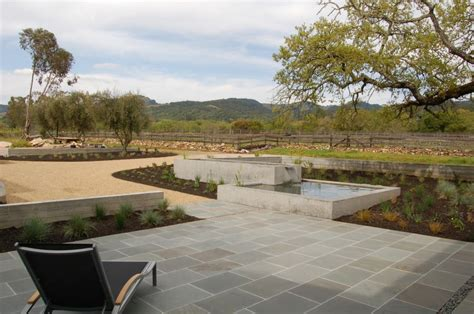 10 Paver Patios That Add Dimension And Flair To The Yard Contemporary Patio Designs