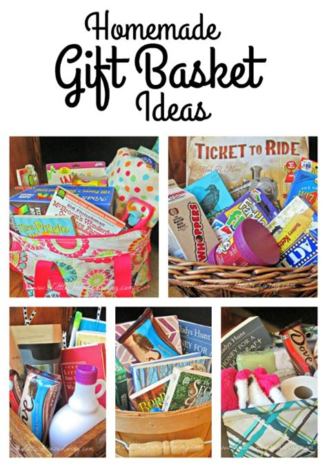 homemade gift basket ideas merry christmas