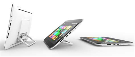 Fold Down Table Asus Unveils Quot Portable Quot 20 Inch All In One Pc With A