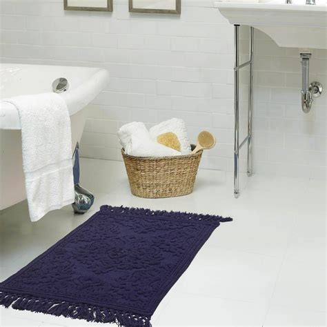 indigo augustine bathroom home decorators collection augustine white 21 in x 34 in