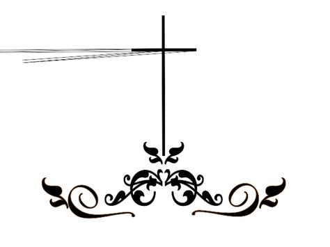 Wedding Cross Clip by Black And White Cross Clip Cliparts Co