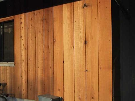 wood paneling exterior reclaimed wood siding and paneling