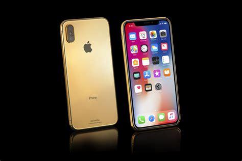 gold iphone x elite 5 8 quot 24k gold gold platinum editions goldgenie international