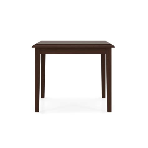 lesro weston series corner table w1370t5