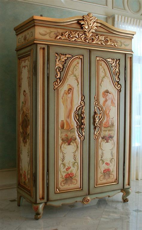 hand painted armoire furniture painted armoire the life of a shut in pinterest