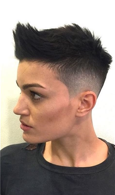 butch haircuts 1000 images about hair androgynous lesbian dyke haircuts