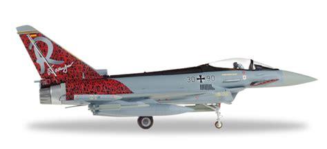 Herpa Luftwaffe Eurofighter Typhoon Taktlwg 31 400th Eurofighter scale model store herpa wings 1 72 580182 luftwaffe eurofighter typhoon