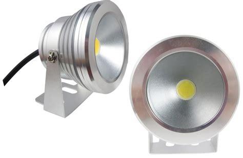 Lu Led 10 Watt 12 Volt 10 watt led spot light outdoor koud wit 12 volt 10 watt