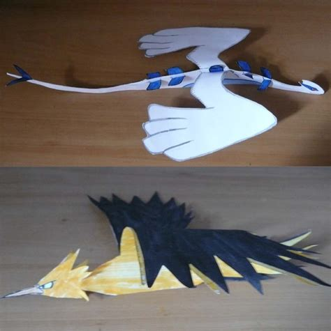 Lugia Papercraft - 1000 images about papercraft on