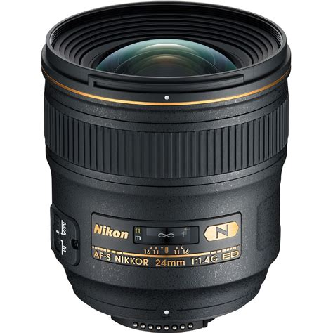 best 24mm lens for nikon nikon af s nikkor 24mm f 1 4g ed lens 2184 b h photo