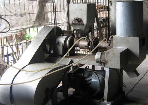Mesin Ekstruder Pelet Ikan mesin pelet ikan terapung