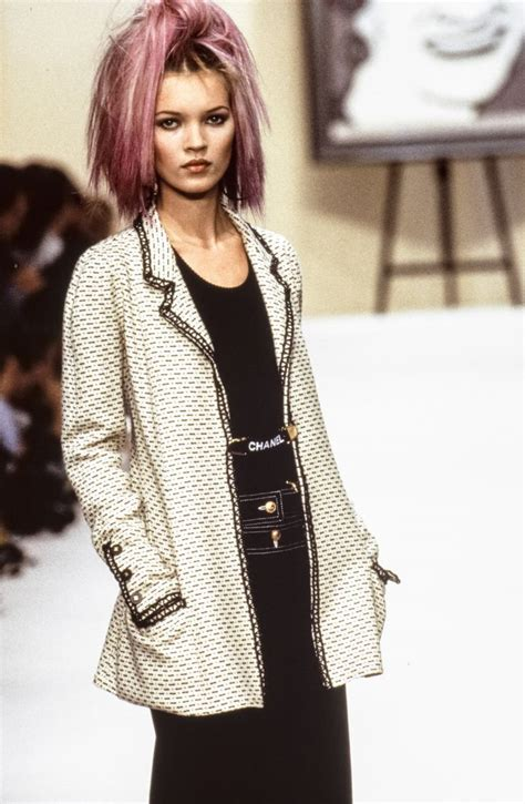 Catwalk To Sidewalk Kate Moss In Chanel by 700 Best Kate Moss 7 3 Y Images On Kate Moss