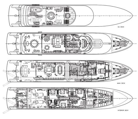 yacht palladium layout t047 luxury yacht charter superyacht news