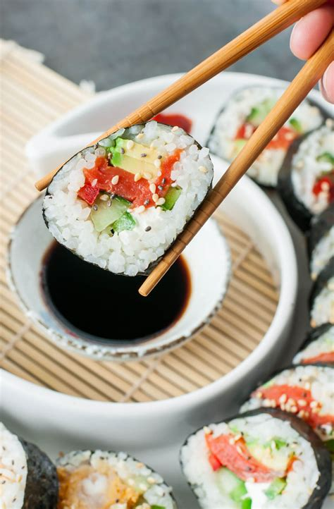 printable japanese recipes homemade sushi tips tricks and toppings peas and crayons