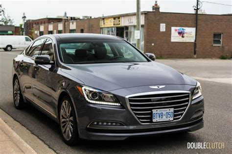 Hyundai Genesis Ultimate by 2015 Hyundai Genesis 5 0 Ultimate Review