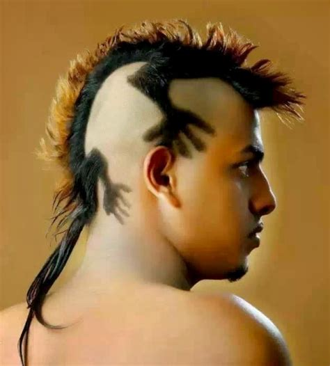 Strange Hairstyles by 25 And Hairstyles To Change Yours Pouted