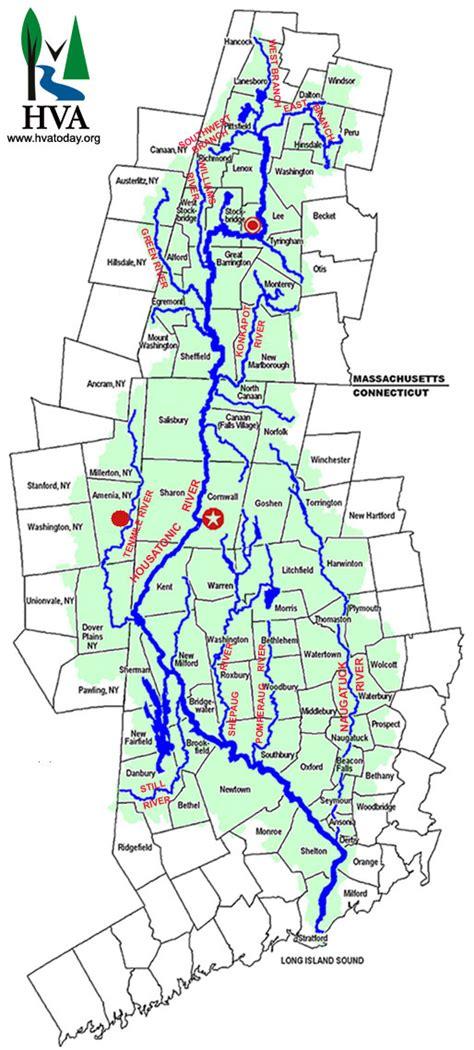 housatonic river map paddlers make commemorative run housatonic river