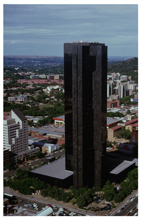 south reserve bank new reserve bank building pretoria south africa