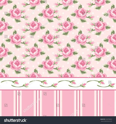 shabby chic style wallpaper retro wallpaper in shabby chic style with roses and
