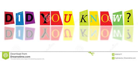 did you clipart did you stock vector illustration of colourful