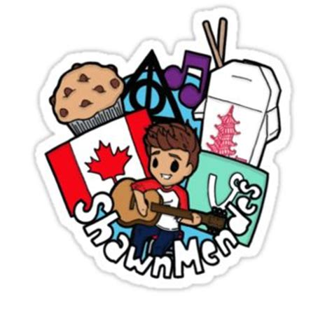 shawn mendes from redbubble epic wishlist