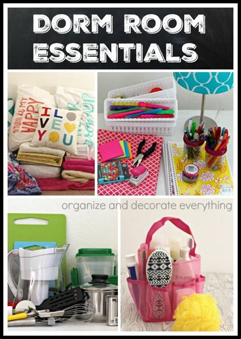 college room essentials 17 best images about organize decorate organize on summer list jars and