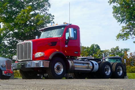 truck michigan 2018 peterbilt 567 michigan special reefer peterbilt