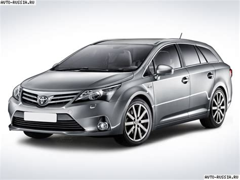 Toyota Universal Toyota Avensis Universal Photos And Comments Www