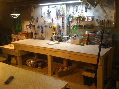wooden work bench kits how to build wooden workbench kits home depot pdf plans