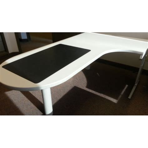 Steelcase Corner Desk Steelcase Powered Height Adjust Sit Stand Corner Desk W Bullet Allsold Ca Buy Sell Used