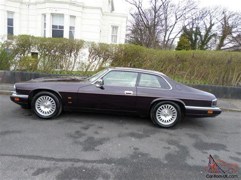 1995 jaguar xjs v12 1995 jaguar xjs xj s 6 0 v12 auto sports excellent