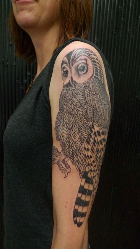 1000 Images About Owl Tattoos Designs On Pinterest Barn Owl On Arm