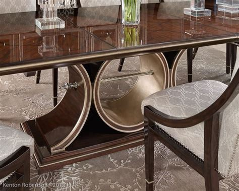 Marge Carson Dining Room by Marge Carson Bolero Dining Room