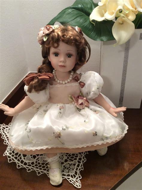 porcelain doll collectors porcelain doll collector s item serena