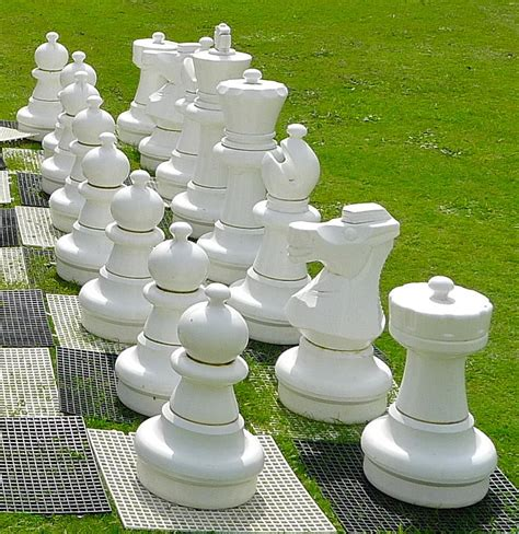 white chess set white chess pieces photograph by denise mazzocco