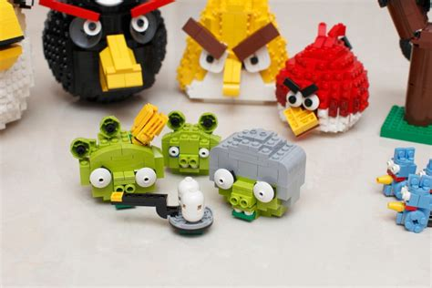 Angry Birds Lego angry birds is lego s next licensed theme