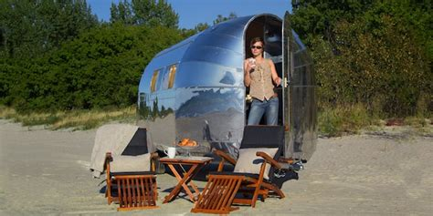 hawley rv boat storage this luxury travel trailer screams futuristic innovation