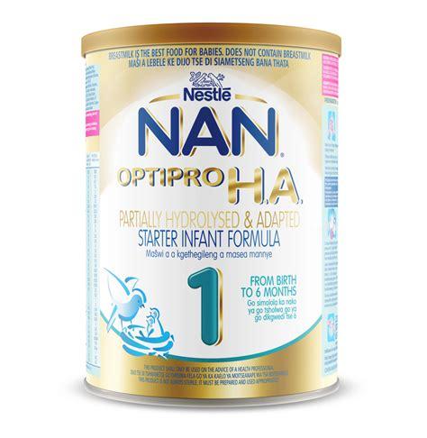 Formula Nan Ha 1 nan ha infant milk formula makro