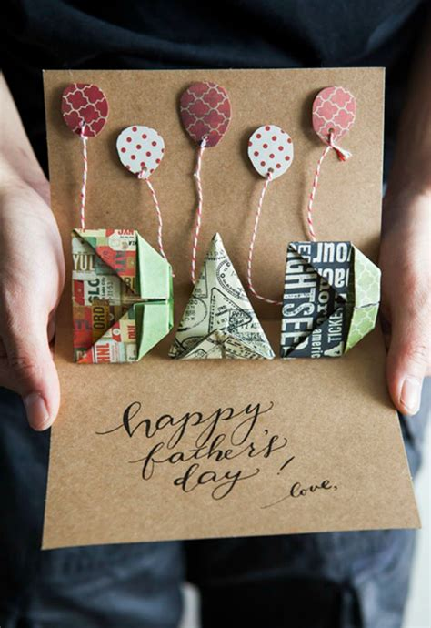 How To Make Things Pop Out On Paper - 12 unique diy s day gifts babble