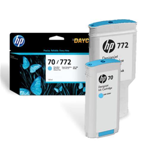 hp 70 light magenta 70 772 light cyan ink cartridge daycad 174