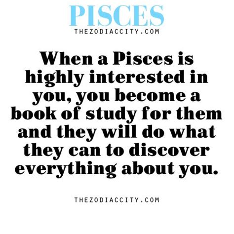 zodiac pisces facts when a pisces is highly interested