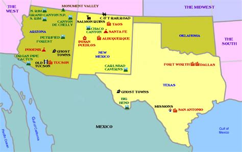 united states southwest region map file 7147564 orig gif wikimedia commons