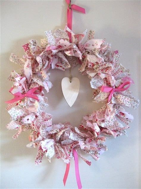 rag wreath the 25 best ideas about rag wreaths on fabric