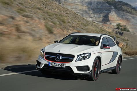 New Mercedes Gla Coupe by Mercedes Could Create On Road Line Of Suvs