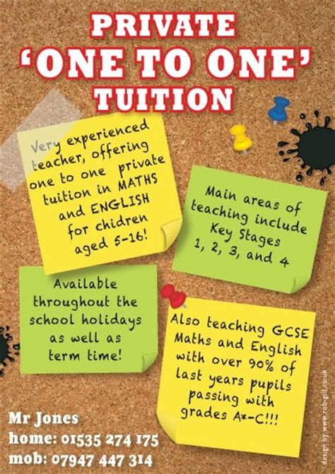 home tuition board design tutoring flyer google search tutor pinterest