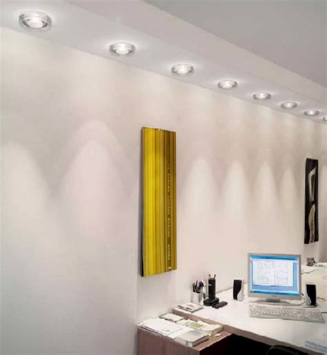 cool office lighting brushed nickel recessed lighting decosee com