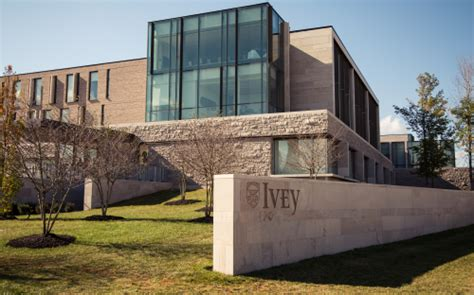 Mba Schools In Ontario by Meet The Team Ivey Business School Canada Businessbecause