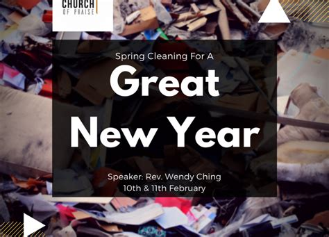 new year 2018 johor bahru cleaning for a great new year church of praise