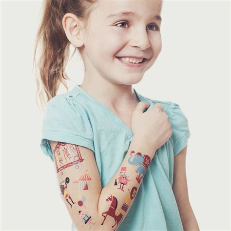 kid tattoos tattly designy temporary tattoos temporary